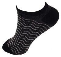 """10 er Pack Damen Sneaker Socken """"Daily New"""""""