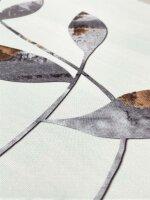 """Tischdecken Serie """"Yvette"""" Mitteldecke 85 x 85 cm/-Läufer 40 x 140 cm pflegeleichte Tischdecke  für Küche, Garten, Balkon und Co."""
