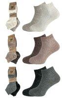 """2er Pack Damen Alpaka Socken """"Nature""""..."""