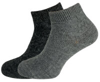 "2er Pack Damen Alpaka Socken ""Nature"" ökologisch gefärbt"