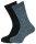 """2er Pack Alpaka Socken """"Yadiel"""" Unisex Grobstrick- Kuschelsocken"""