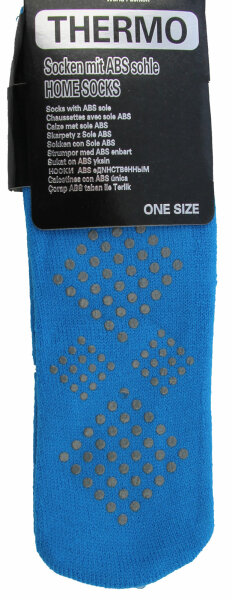 3er Pack Thermo-Stoppersocken mit ABS Sohle