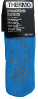 3er PackThermo-Stopper-Socken mit ABS Sohle blau